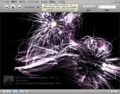 iTunes 8 visualizer