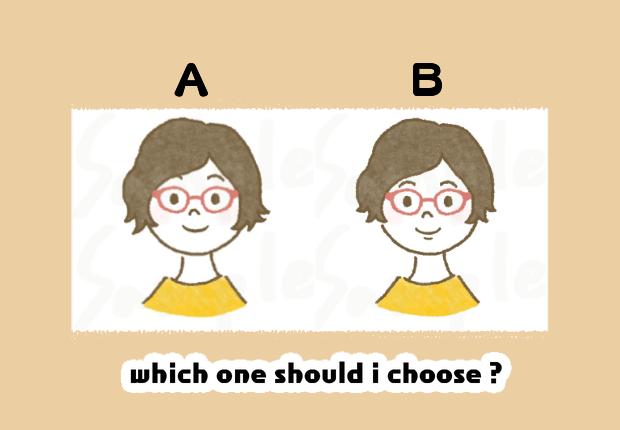どちらを選んだ?