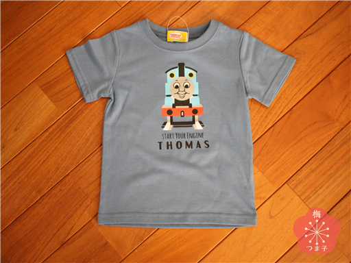 トーマスのTシャツ