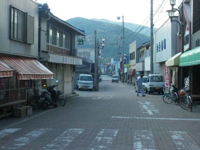 2011年 五島列島旧富江町の点景...