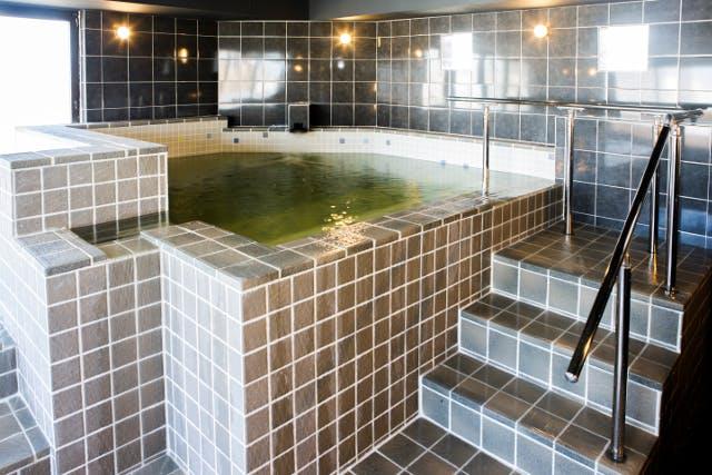 マルシンスパ水風呂