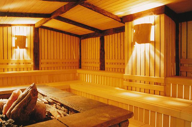 庭の湯 フィンランドサウナ