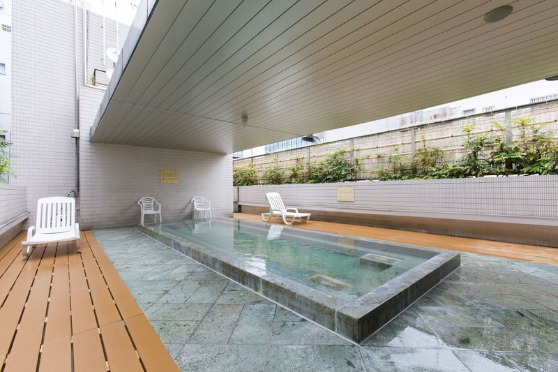 上野サウナ&カプセルホテル北欧 ととのいスポット