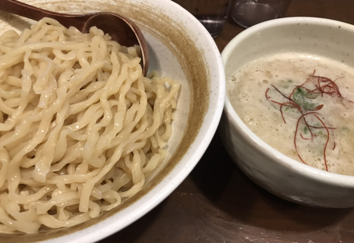 つけ麺 中盛(中野)