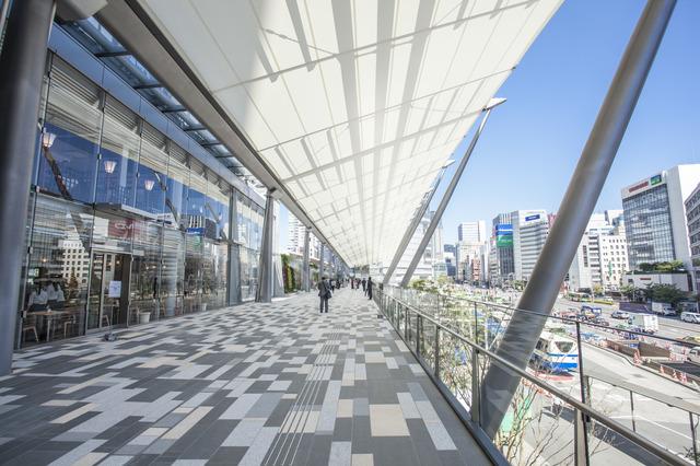 東京駅グランルーフ