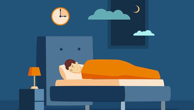 頭のキレがよくなり、頭が良くなる7つの方法①:良質な睡眠を取る