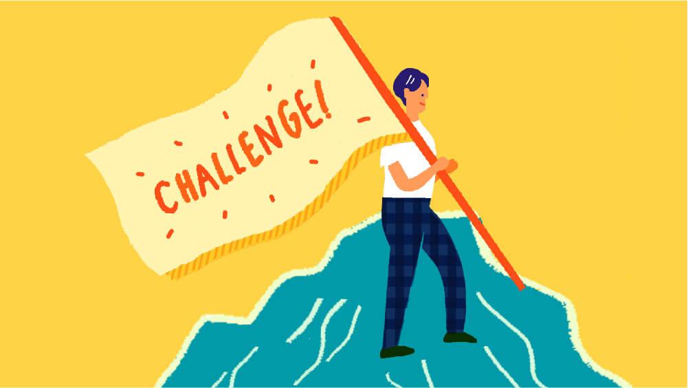頭のキレがよくなり、頭が良くなる7つの方法③:新しいことに挑戦する