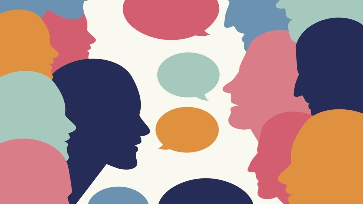 頭のキレがよくなり、頭が良くなる7つの方法④:人と話す(アウトプットする)