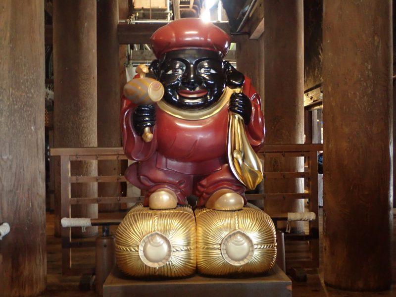 清水寺:出世大黒天像のご利益