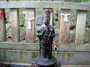 清水寺:濡れ手観音のご利益