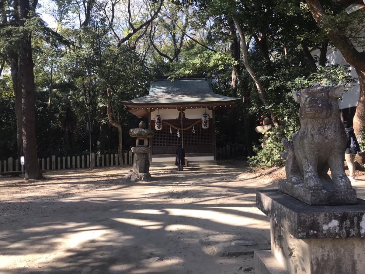 六甲八幡神社の狛犬