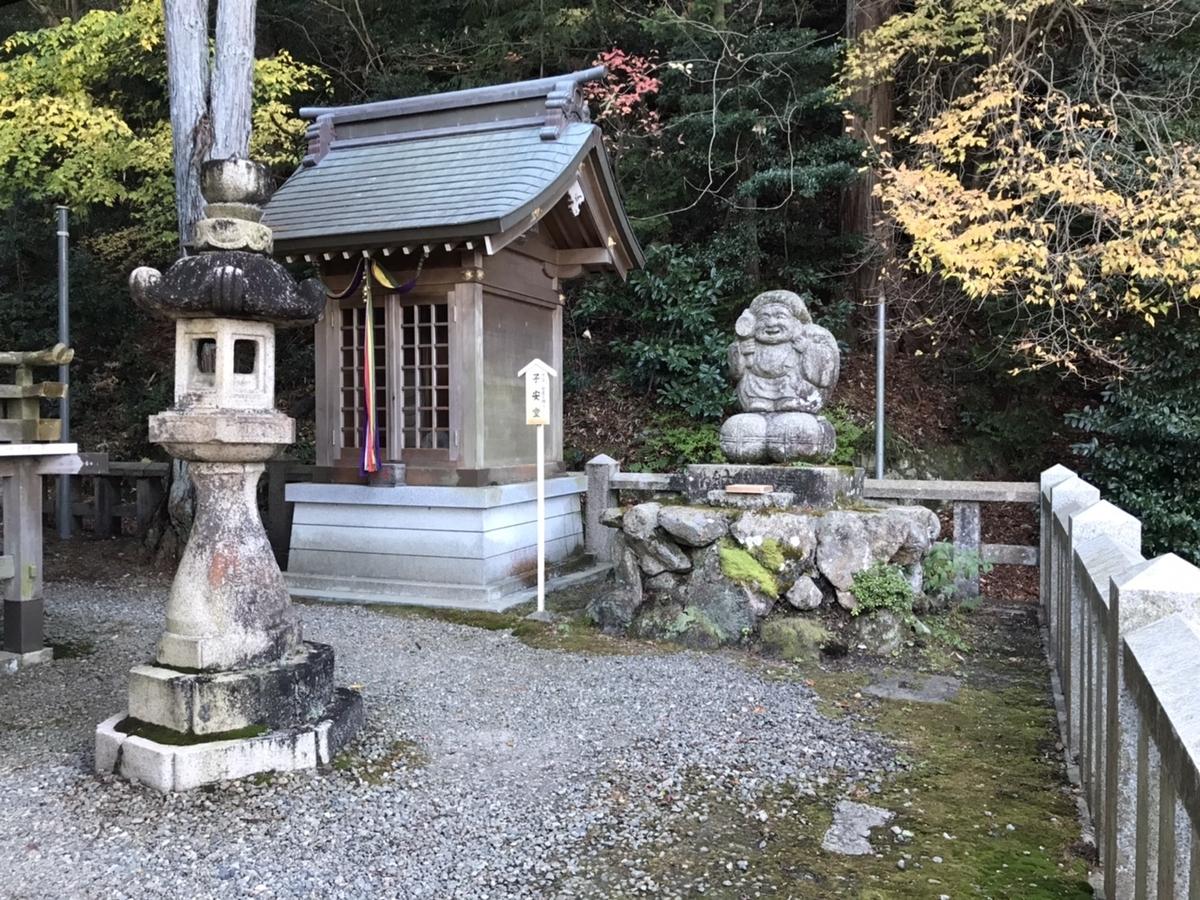 湯泉神社(有馬)の子安堂
