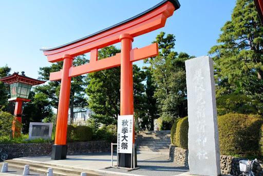 台輪鳥居(伏見稲荷大社)