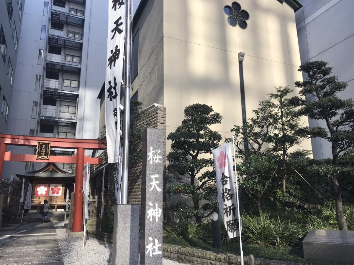 桜天神社(名古屋)のご利益