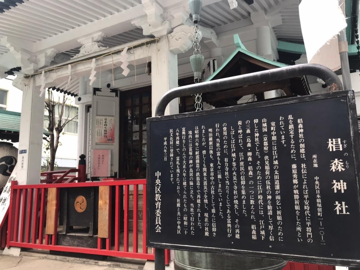 椙森神社の歴史