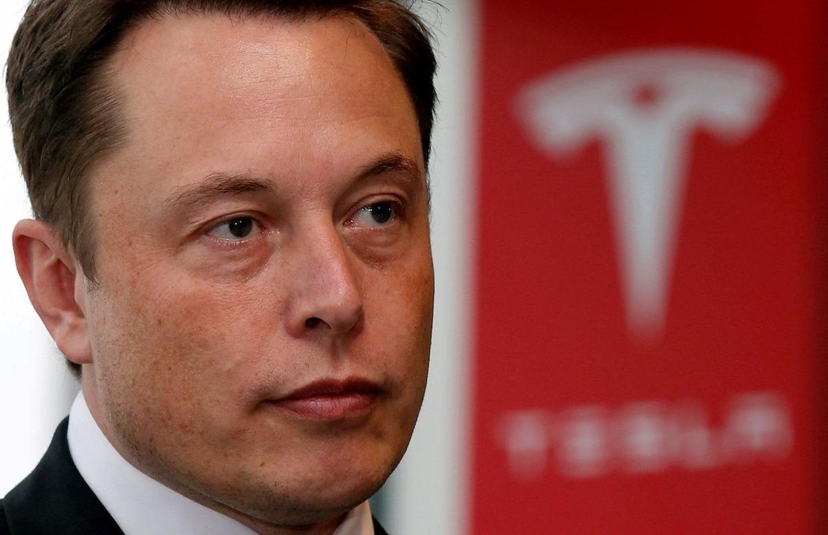 イーロン・マスク(Elon R. Musk)