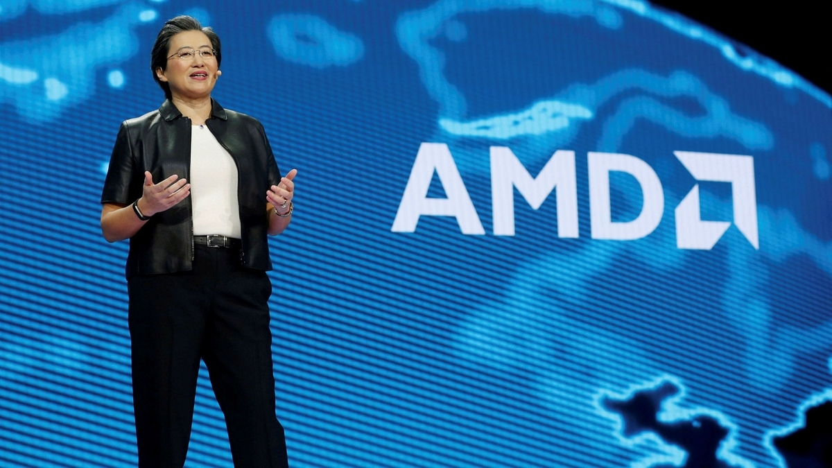 AMD【AMD】