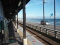 鎌倉高校前駅ホーム2