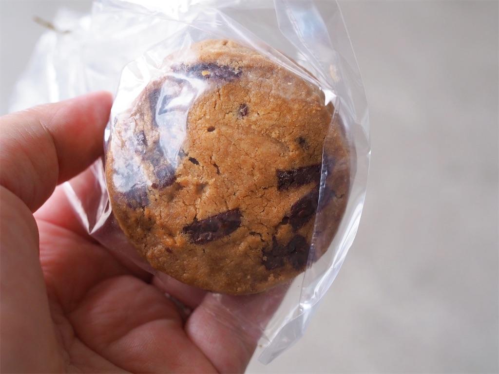 ロマンティコ・ロマンティカのチョコチップクッキー