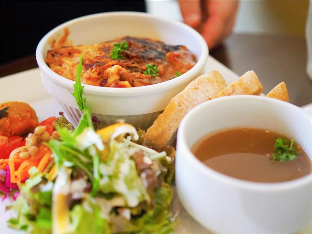 Cafe & Deli MARUSEN(マルセン)のラザニア