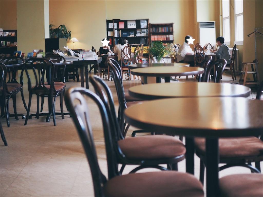 Cafe & Deli MARUSEN(マルセン)の店内