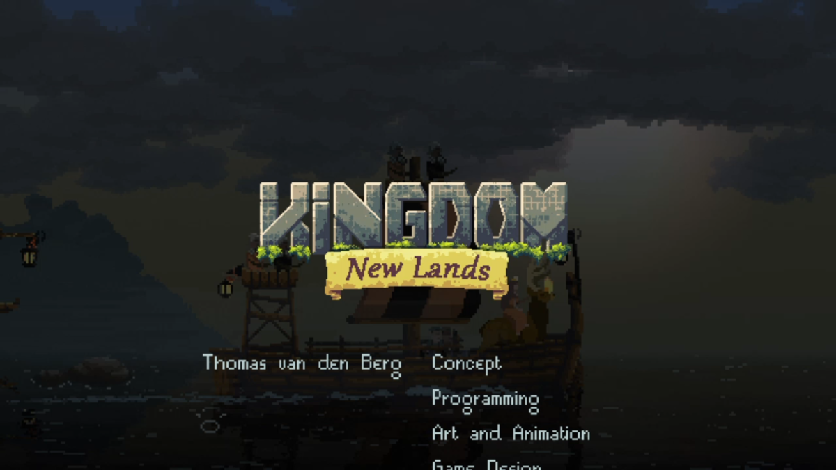 PS Plus 6月 フリープレイ②  Kingdom: New Lands