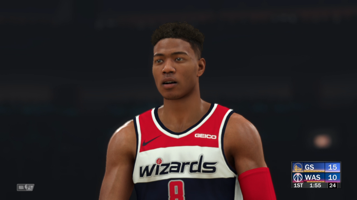 PS Plus 7月 フリープレイ①  NBA 2K20