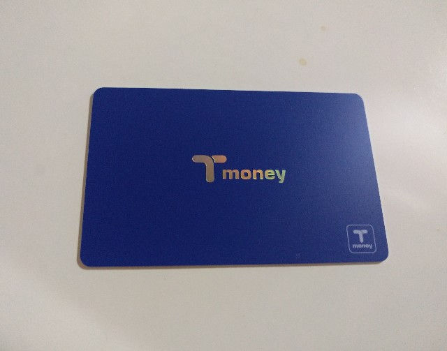 T-moneyの画像