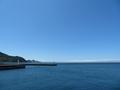 灯台のある海の景色