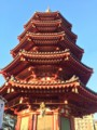 川崎大師 五重塔