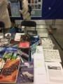 Worldcon75ブース26 日本SF作家クラブ