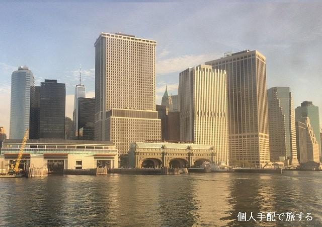 NY ホテル ステータスマッチ