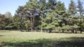 三鷹の野川公園なう。広い!
