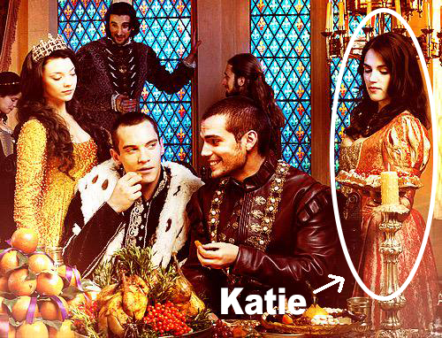 The Tudors - Katie McGrath