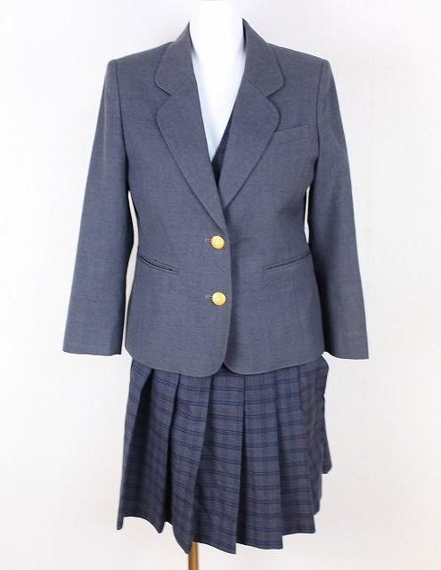 東京都立日野台高校の制服・ブレザー・スカート