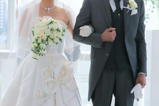 結婚式やブライダルフェアでの挙式イメージ
