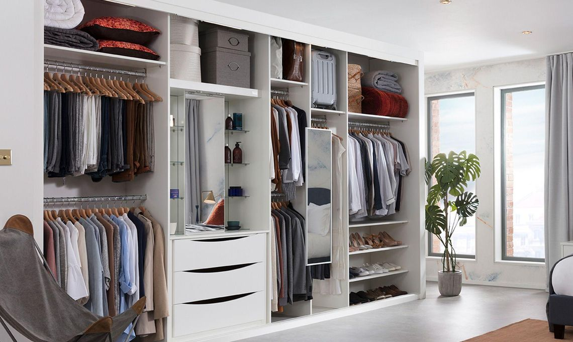 Why Do You Need A Bespoke Wardrobe For Your Interiors ?