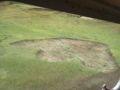 2日目、映画村にて、ゴジラの足跡