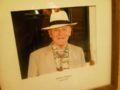 ホテル内にて、アンソニー・ホプキンスの写真