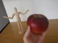 好きなりんごの食べ方