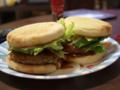 100524ハンバーガーは自作が一番おいしい