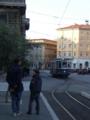 トリエステの街角