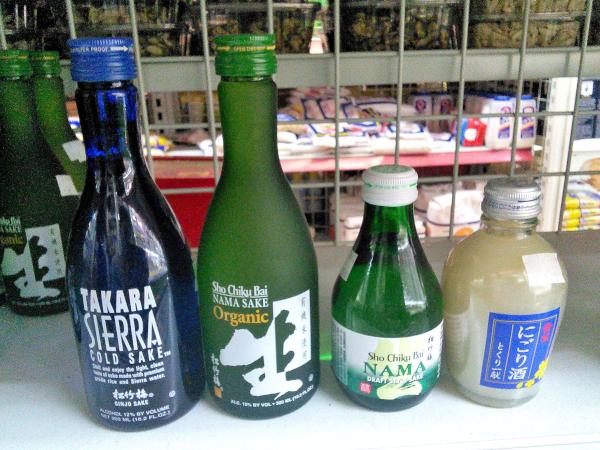 パナマの日本酒