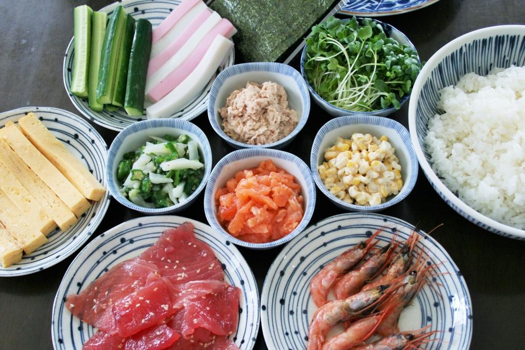 ひとり1,000円の予算で「手巻き寿司」はどこまでゴージャスにできるか