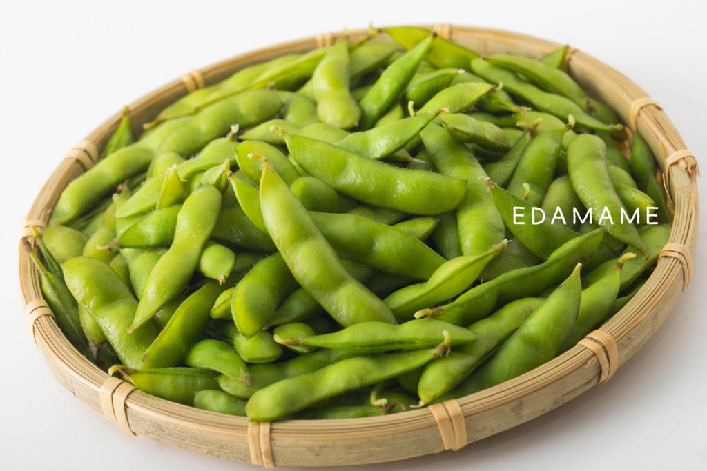 むき 枝豆 レシピ