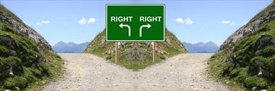 自分が正しいという生き方を辞めることで苦しみから解放されるという事
