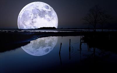 9月の満月の私の過ごし方!半影月食の満月をどのようにお過ごしですか?