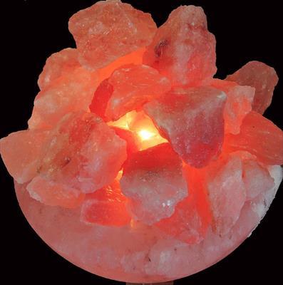 心が辛くて眠れない方へ!ヒマラヤ岩塩ランプの効果で安眠&心を穏やかに!