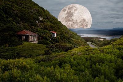 2017年最初の満月の日にするべきこと!満月鏡と不要なもののたな卸しを