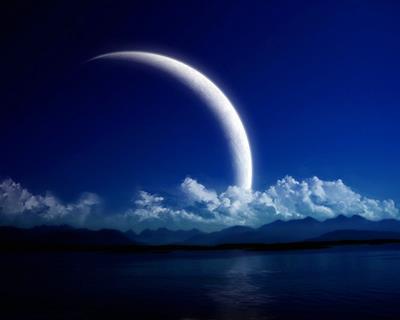 新月は新しいスタートの時!ただし運気が悪い人は新しいスタートを切るべきではない?